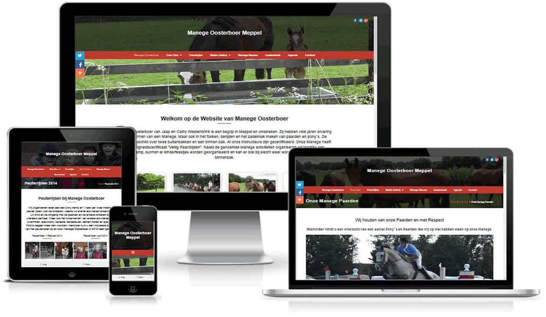 Webdesign Meppel