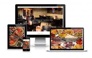 Nieuwe Website Tapasbar La Tasca