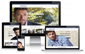 Nieuwe Website Firstman Herenmode Katwijk