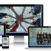 Restyling Website Volleybal Vereniging Wijhko Seizoen 2017