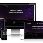 Digital Value Marketing Website