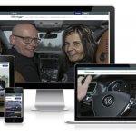 Rijschool EigenWeg Meppel Corporate Website en Huisstijl
