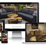 Restylen Website Online Showroom Hogendoorn Meubelen