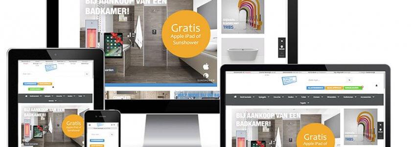 Tegel en Sanitair Magazijn Meppel Corporate Webshop Prestashop ...