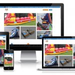 Website Ontwikkeling Inflatable City Meppel