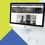 Hauwlo Zonweringen Corporate Website