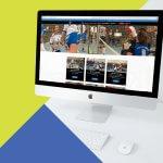 Restyling Responsive Website Volleybal Vereniging Meppel AZ