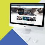 Responsive Website / Catalogus Autobedrijf Aubelto Ruinerwold