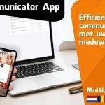 Webapplicatie Training & Communicatie Meertalig