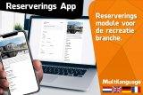 Reservering App & Facturatie Module