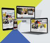 Ontwikkeling & Restylen Nieuwe Website Fitnessclub Easy Active