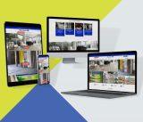 Website ontwikkeling Woninginrichting Meer-Wonen Meppel